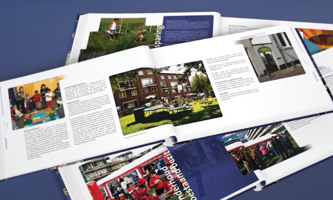 jaarverslag design