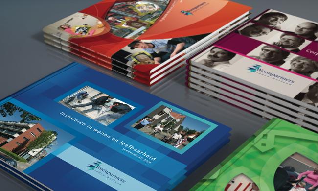 jaarverslagen drukken