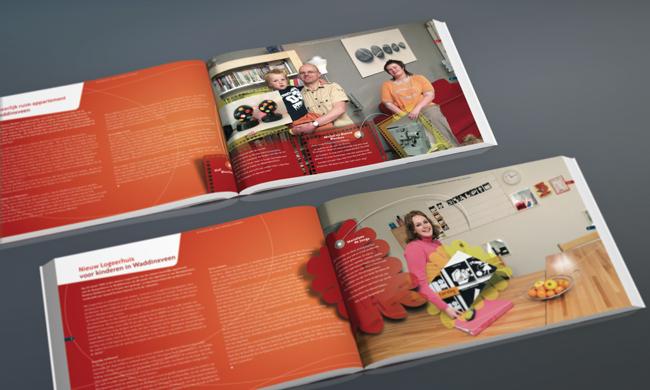 jaarverslag boek