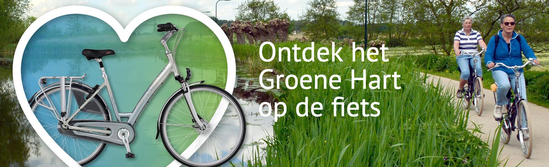 fietsverhuur groene hart