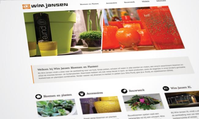 website bloemen en planten