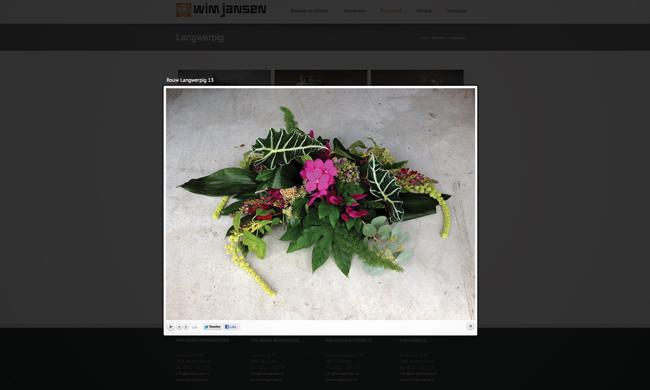 website bloemen