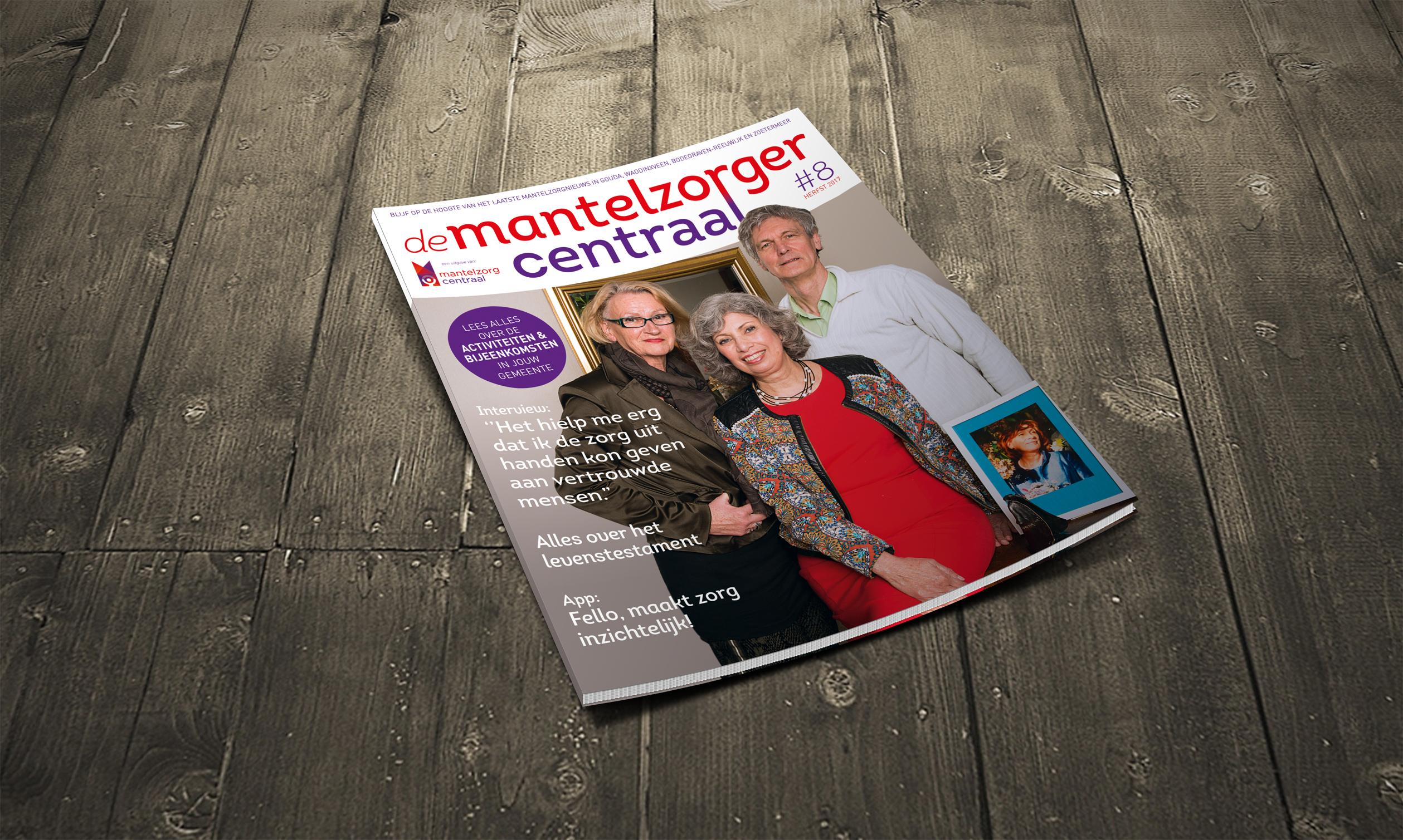 mantelzorger centraal magazine nummer 8