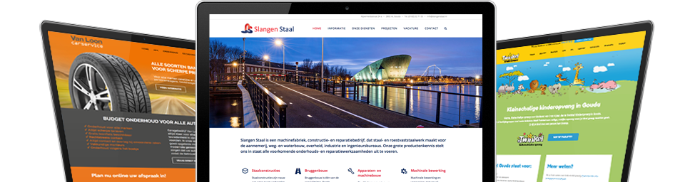 website design gouda